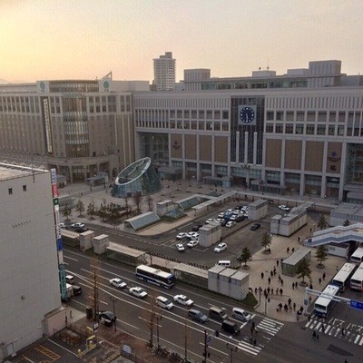 札幌事務所が札幌駅前に!?
